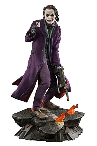Sideshow Collectibles ss300251 Der Joker The Dark Knight Figur