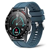 Best Heart Rate Monitors - YoYoFit Smart Watch with Blood Pressure Monitor, Activity Review