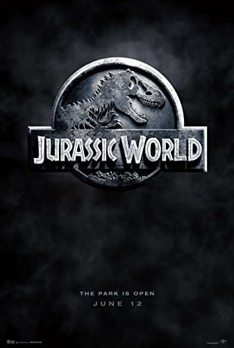 JURASSIC WORLD MOVIE POSTER 2 Sided ORIGINAL Advance 27x40 CHRIS PRATT JUDY GREER