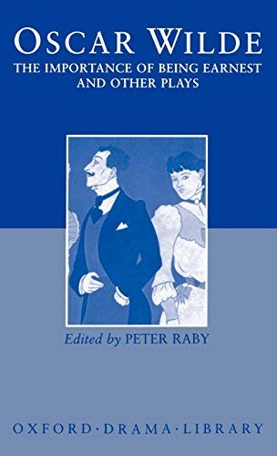 [(The Importance of Being Earnest and Other Plays: Lady Windermere's Fan; Salome; A Woman of No Importance; An Ideal Husband; The Importance of Being Earnest)] [Author: Oscar Wilde] published on (March, 1995)