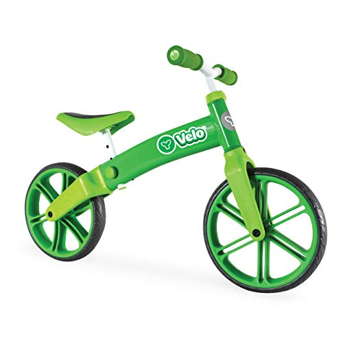 Yvolution Y Velo Senior Balance Bike for Kids | No Pedals Training