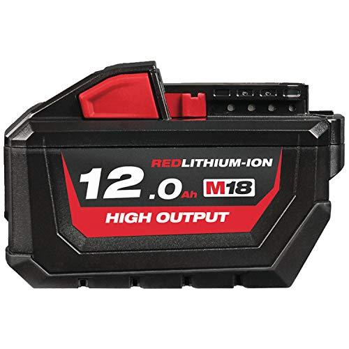 M18 HB12 Hochleistungs-Batterie, 18 V, 12,0 Ah, Li-Ion