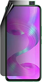 Celicious Privacy Lite 2-Way Anti-Glare Anti-Spy Filter Screen Protector Film Compatible with Infinix S5 Pro