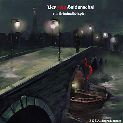 Der rote Seidenschal audiobook cover art