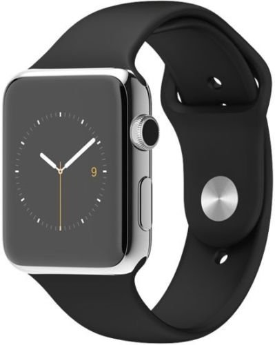 Apple Watch 42 mm (1ª Generación) - Smartwatch iOS con...