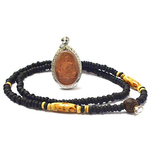 Thai Amulet Lp Koon Palisootdho Buddha Rich and Lucky Pendants