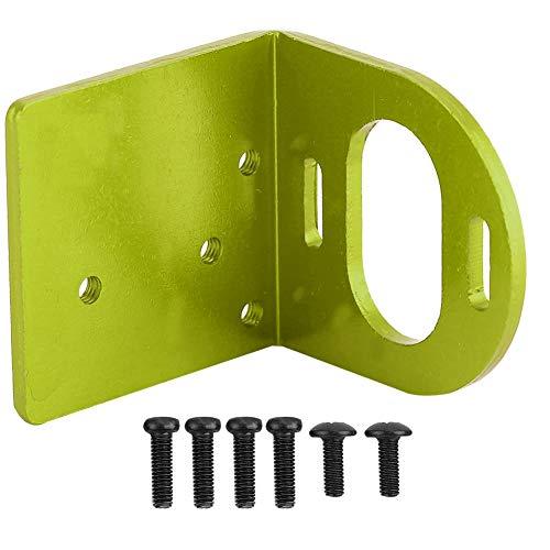 Dilwe RC-Motorsockel, Metall-Motorhalterung Sitzsockel für 540 3660 3650 Motoren RC-Zubehör( Grün)