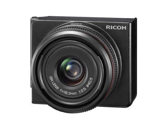 Ricoh GR Objektiv 1:2,5/28 mm (A12), 12,3 Megapixel, APS-C,CMOS-Sensor, für GXR-Body geeignet
