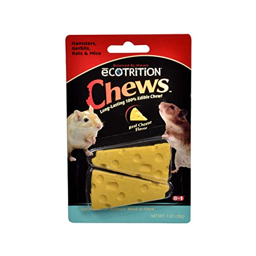 Cheesie Chews for Hamsters, Gerbils And Mice