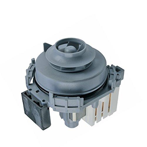 Indesit Ariston Hotpoint C00303737 ORIGINAL Umwälzpumpe Pumpe Motor 60W Spülmaschine Geschirrspüler passend auch Scholtes C00302800 C00256523 Whirlpool 482000023514 482000032243