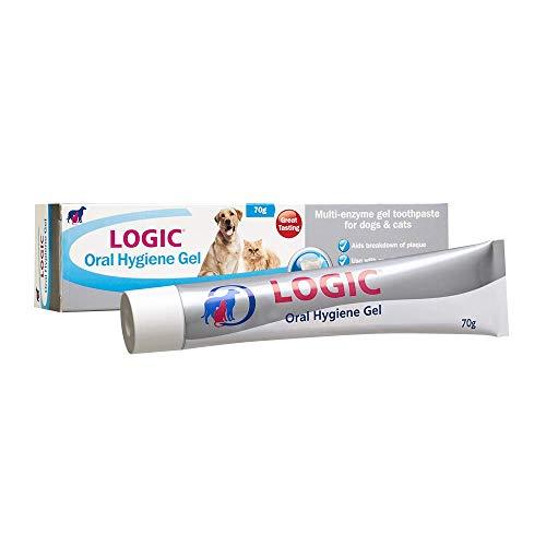 LOGIC oral hygiengel för hundar och katter, 70 g