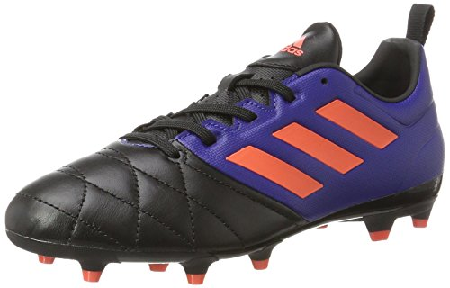 adidas Women's Ace 17.3 Fg W Footbal Shoes, Multicolor (Mystery Ink /easy Coral /core Black), 4.5 UK