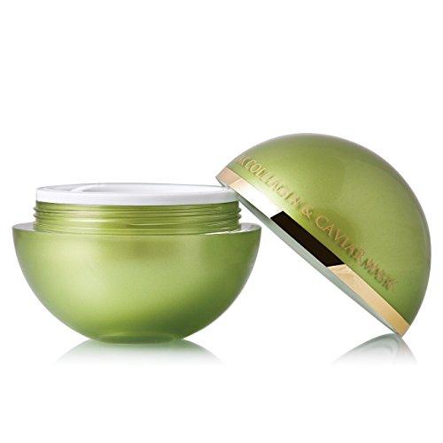 OROGOLD Cosmetics - Máscara de colágeno y algas marinas de 24 K