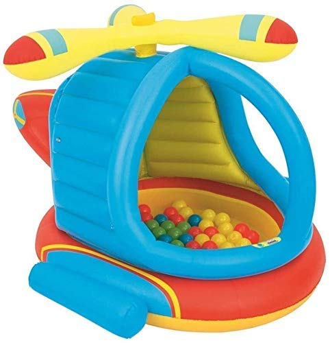 NLRHH Plegable Piscina, Piscina Inflable, Juguetes for la Piscina for niños, Piscina de Bolas océano, Juguetes del Parque del Agua, Juguetes Juguetes Party Garden Party Peng