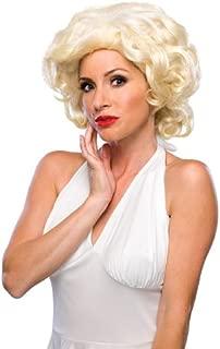 Rubie's Costume Deluxe Blond Starlet Wig