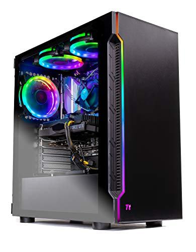 Skytech Shadow Gaming Computer PC Desktop –...