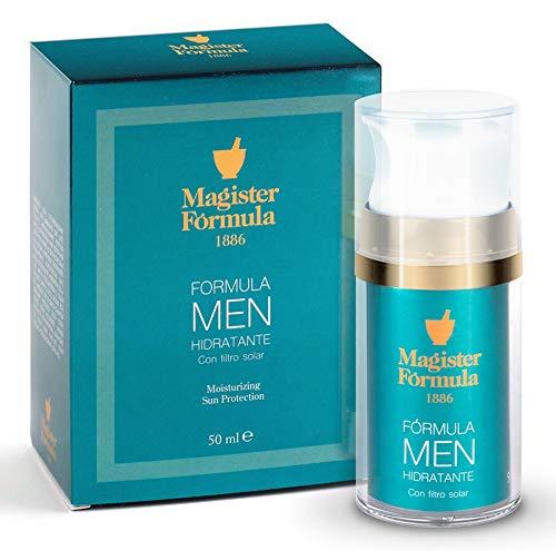 Crema Hidratante Facial Hombre 50 ml | Antiarrugas, Antiedad y Antimanchas |...