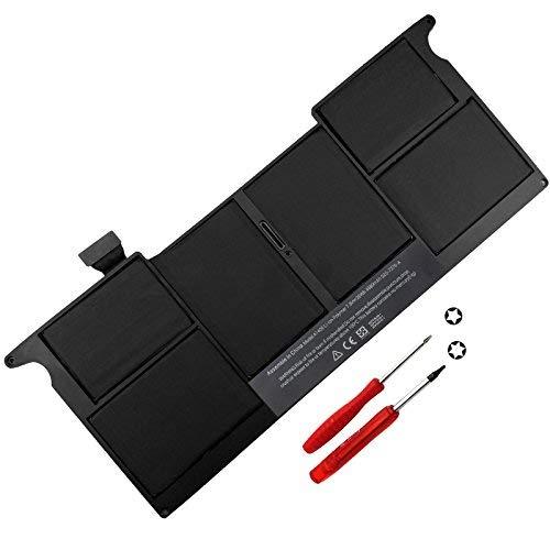 """K KYUER 35Wh A1406 A1495 Batería para MacBook Air 11"""" 11.6"""" A1370 (Mid 2011) MC968LL/A MC969LL/A A1465 (Mid 2012 2013 Early 2014 Early 2015) MD711LL/A MD712LL/A MD223LL/A MD224LL/A MJVM2LL/A MJVP2LL/A"""