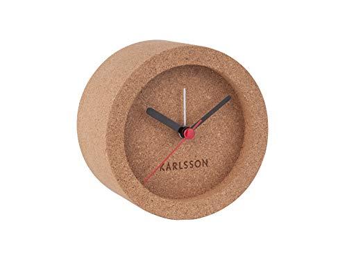 Karlsson - Wecker Tom - Kork - Ø9,5 x H5,2 - Acasa Design