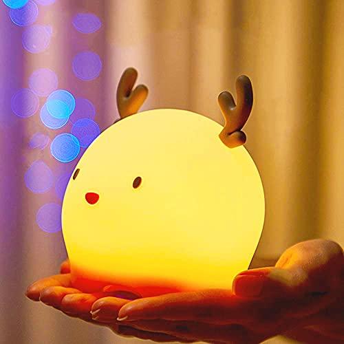 Luce Notturna per Bambini Silicone Lampada