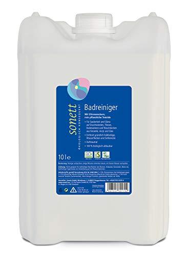 Badreiniger: Für Sauberkeit und Glanz auf Duschwänden, Fliesen, Badewannen, Armaturen, Edelstahl und Waschbecken