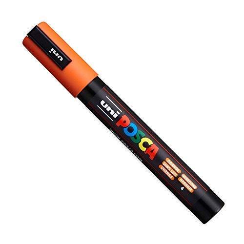 Posca PC-5M von Uni-Ball - Of 35 Farben - Orange