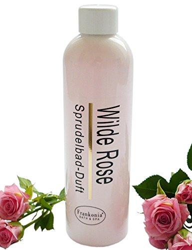 Whirlpool Badezusatz Wilde Rose Sprudelbad-Duft, Konzentrat 230ml