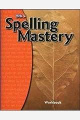 Spelling Mastery Level A, Student Workbook Spiral-bound