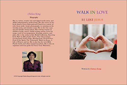 Walk in Love: Be like Jesus (English Edition)