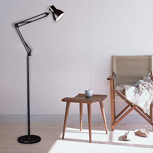DSM Sala de Estudio Lámpara de pie de habitación Estudiante Protección de Ojos Hotel Tabla Tabla Lámpara Decorativa 160 cm