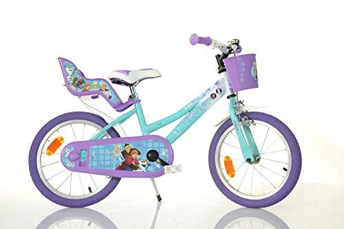 "Pro Type Disney Kinderfahrrad Frozen Fahrrad 16\"" Zoll - NEU"