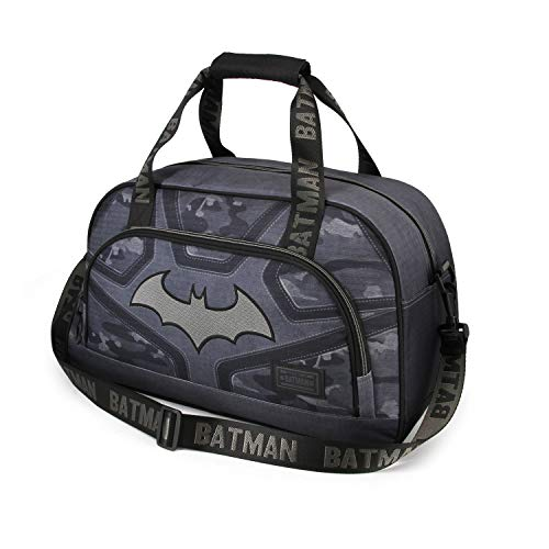 KARACTERMANIA Batman Fear-Pocket Sporttasche, Schwarz, One Size