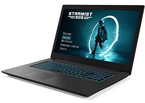 Lenovo IdeaPad L340 Gaming Notebook Black 43.9 cm (17.3') 1920 x 1080 pixels 9th gen Intel Core i5 16 GB DDR4-SDRAM 1000 GB SSD NVIDIA GeForce GTX 1650 Wi-Fi 5 (802.11ac) Windows 10 Home -