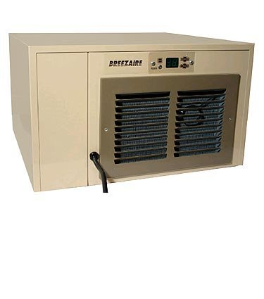 Breezaire TR2200C Compact Wine Cellar Cooling Unit, 265 Cu.Ft. Capacity