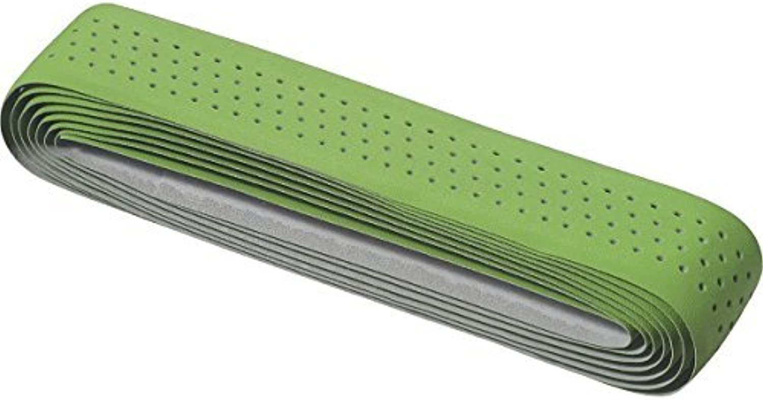 Fizik Performance Tacky Bar Tape, Apple Green by Fizik