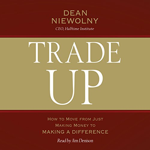 Trade Up audiobook cover art