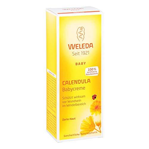 Weleda Crème pour le change bébé Calendula sans parfum 75ml