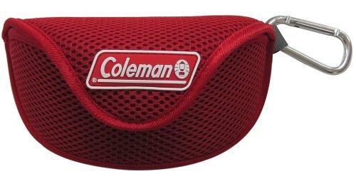 コールマン オリジナルサングラスケース ソフト CO08 レッド
