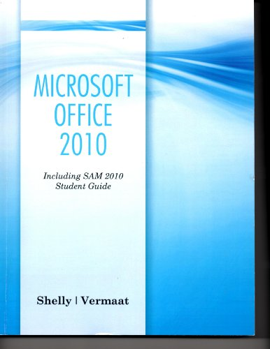 DISC COMP.+MS OFF. 2010 INTRO - BUNDLE (Discovering Computers Microsoft office 2010 bundle - Shelly Cashman Series)