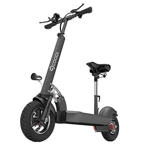 Scooters Eléctricos Plegables Portátiles/Bicicletas Eléctricas, con Luz LED Y Pantalla HD, 10
