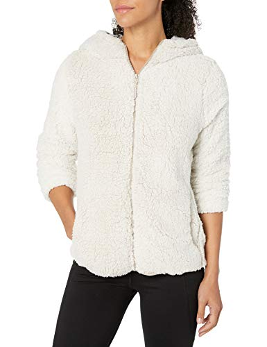 HFX Women's Cozy Wubby Jacket, Oatmeal, Extra Large