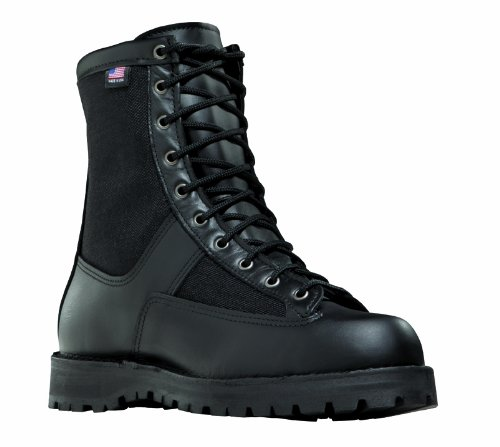 Danner Men's Acadia 8' Boot,Black,10 D US