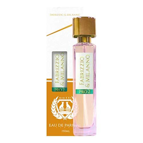 Eau de Parfum 150ml Fabrizzio & Milanno PRO Femme (PRO2 'Florencia')