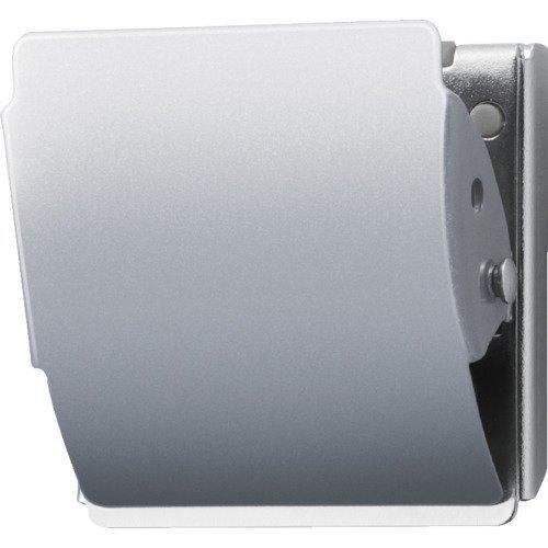 プラス マグネットクリップ CP-047MCR L シルバー (80404) 80404 マグネット式クリップ