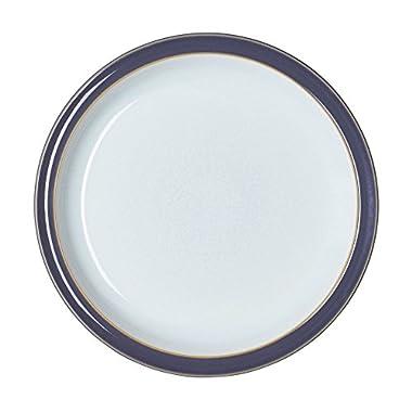 Denby USA Blends Peveril Dinner Plate, Blue
