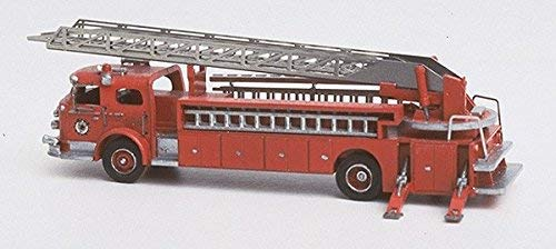 Échelle N - Kit Camion De Pompier En Métal