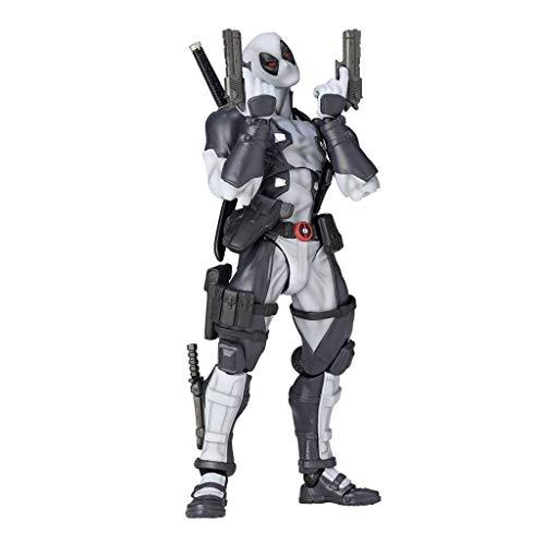 Yanshangqi Deadpool Revoltech Action Figure -X-Men Series - Alta 6,29 Pollici