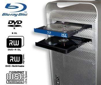 MCE Technologies Mac Pro Blu-ray Drive: Internal Blu-ray Burner,...