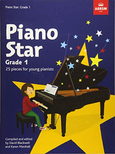 Piano Star: Grade 1 (ABRSM Exam Pieces)
