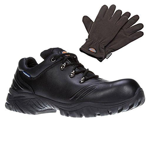 Dickies Urban Thermo veiligheidsschoen S3 zwart BK 11+, FC9511